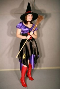 Witch 3 Costume