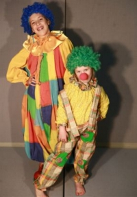 Clown Child 2 Costume