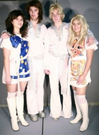 Abba Group 2 Costumes