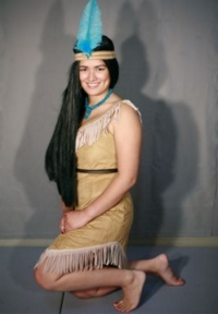 Pocohontas Disney Costume