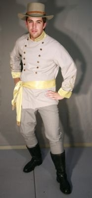 Confederate Soldier (American Civil War) Costume
