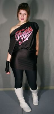 Fame 80s Costume