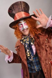Mad Hatter New Costume
