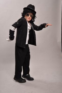 Michael Jackson Child Costume