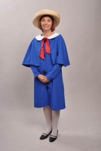 Madeline Adult Costume