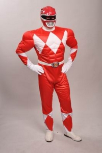 Power Ranger Red Costume