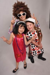 60s child group Costumes