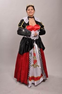 Queen of Hearts New Film Costume