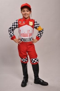 Racing Driver Child Costume