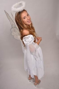 Angel Child Costume