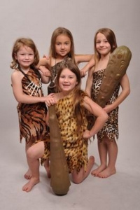 Caveman child Costumes