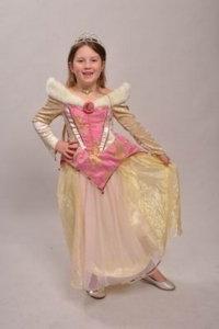 Princess Child 3 Costume