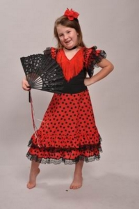 Spanish Child Costume