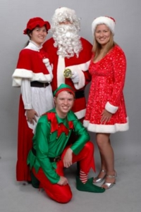 Group Christmas Costumes