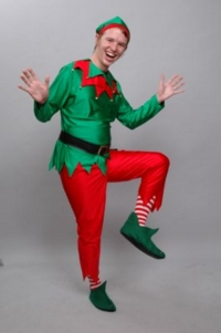 Christmas Elf/Helper Costume