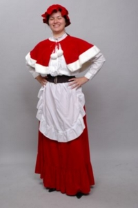 Mary Christmas Costume / Mother Christmas Costume
