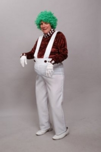 Oompa Loompa (wizard of Oz) Costume