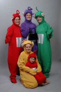 Po (Teletubbies) Costume
