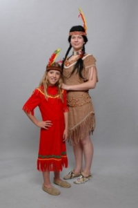 Pocohontas Costume