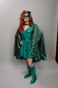 Batman Poison Ivy Costume