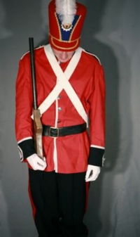 Tin/Toy Soldier Costume