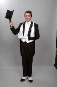 Top Hat & Tails Costume