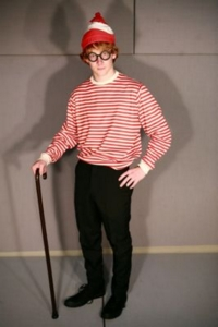 Where Is Wally Costume