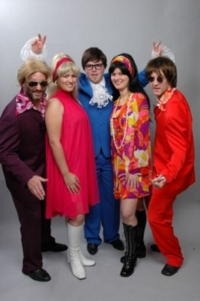 Austin Powers Group Costumes