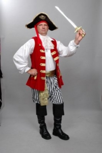 Pirate 1 Costume
