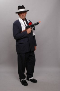 gangster 2 Costume