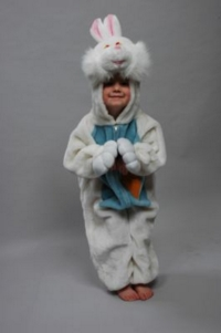 Rabbit Child Costume