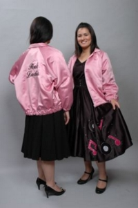 pink ladies light (Grease) Costumes