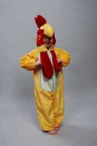 Chicken Child Costume