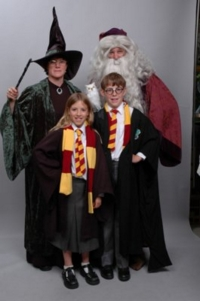 Harry Potter Group Costumes