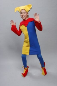 Jester Child 2 Costume