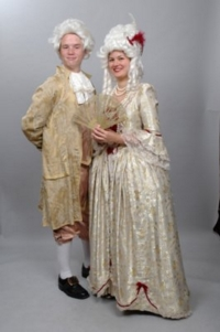Louis and Marie Antionette Costumes