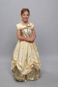 Belle Child Costume