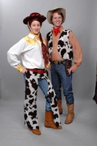 Woody and Jesse Toy Story Costumes