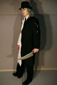 Jekyll and Hyde Costume