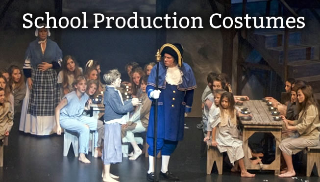 School Production Costumes